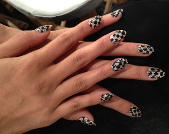 Emerson, Fall 2013 Nails
