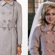 Annasophia Robb's Pink Pea Coat on 'The Carrie Diaries'