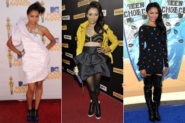 Katerina Graham's Avant Garde Red Carpet Style