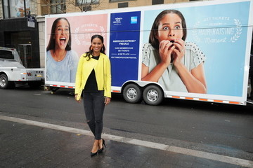 'Parenthood' Star Joy Bryant Dishes About Her Wardrobe On and Off Set