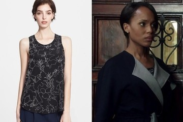 Get Ready for Work with These Pieces Worn On 'Scandal' and 'Elementary'