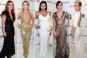 Elton John's Oscars Party 2013 - Best & Worst Dressed