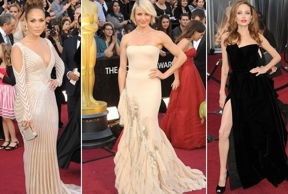 Best & Worst Dressed at the 2012 Oscars