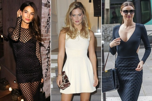 The Top 20 Best Dressed Models