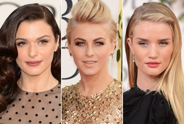 2013 Golden Globes Hair - How To DIY The Prettiest 'Dos