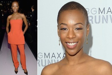 Samira Wiley's Orange Crush