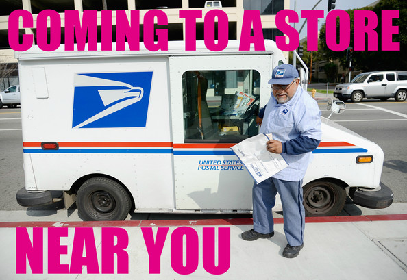 Say What: The US Postal Service is Launching a Clothing Line