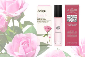 Beauty Ingredient Spotlight: Rose-Infused Beauty Products