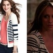 A Striped Cardigan Like Jennifer Love Hewitt's on 'The Client List'