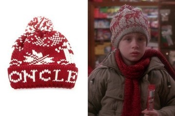 Macaulay Culkin's Beanie in Home Alone'