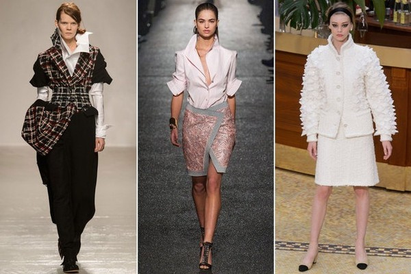 Aganovich, Alexis Mabille, Chanel