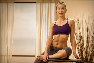 Workout Wednesday: Shannon Nadj's Pilates Series of Fives