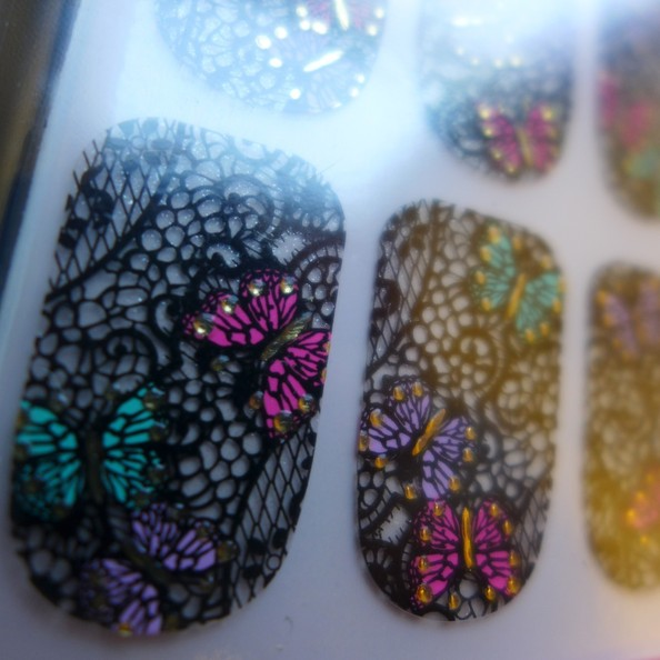 Kiss' New Nail Decals for Summer