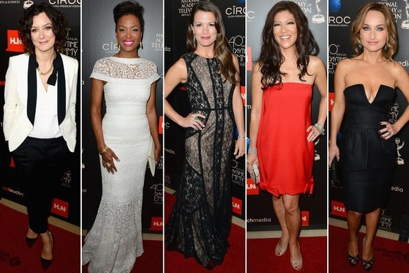 Best Dressed at the 2013 Daytime Emmys