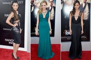 Best Dressed at the 'Hangover Part 3' Premiere