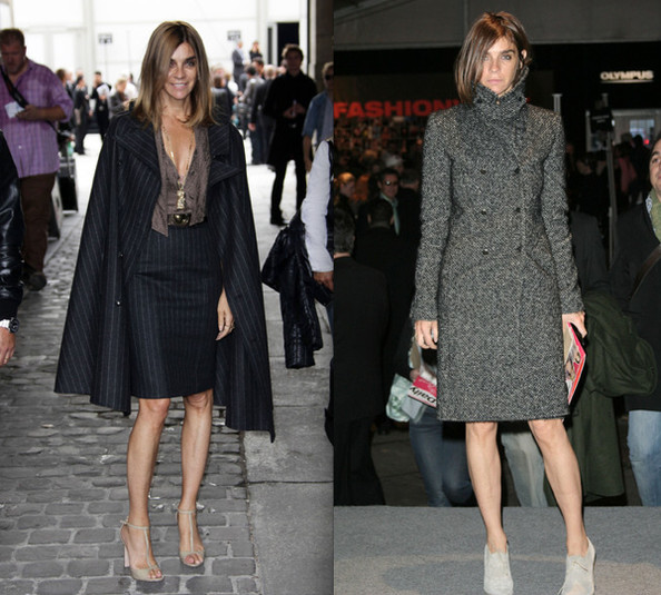 The Style Evolution of Carine Roitfeld