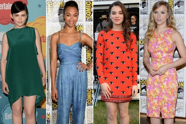 The Best Dressed at Comic-Con 2013