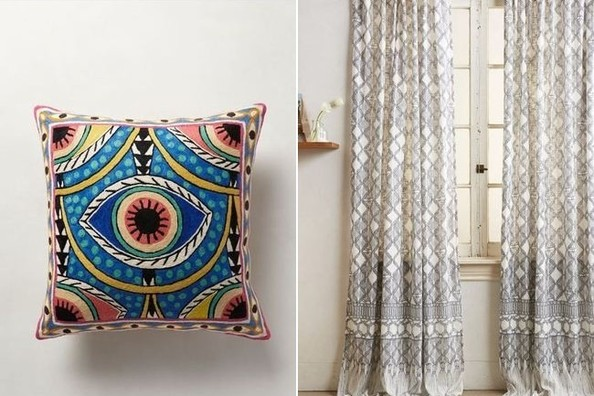 Mara hoffman branches out into home decor for for Mara home decorations