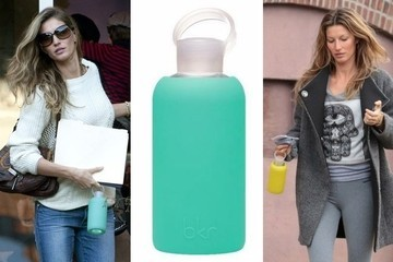 Models and Bottles: The Fitness Accessory Gisele and Others Swear By
