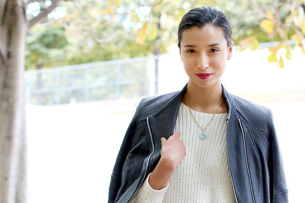 Lily Kwong's Chic Street Style