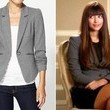 Hannah Simone's Gray Blazer on 'New Girl'