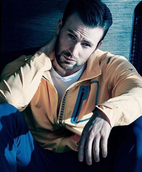 Chris Evans for FILA 2016