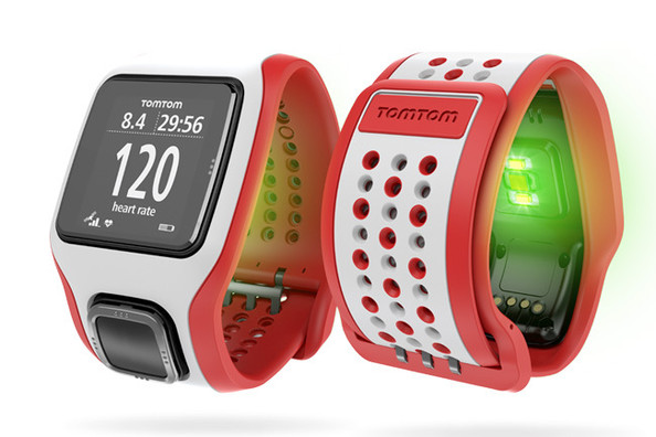 Current Obsession: TomTom Multi-Sport Cardio Watch