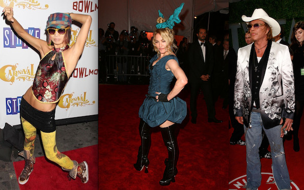 50 Worst Dressed Celebrities of 2009