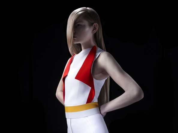 All The Best Looks from Mugler Resort 2013