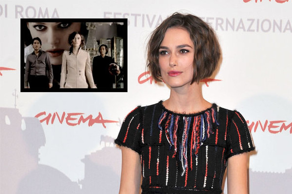 Final Cut: Chanel Releases Keira Knightley's Coco Mademoiselle Ad