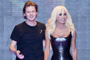MYSTERIOUS: Christopher Kane Out at Versus