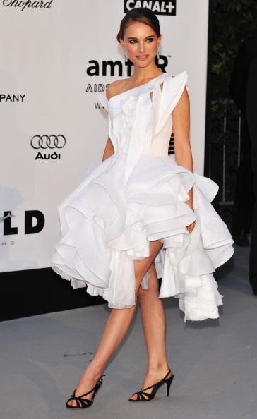 Natalie Portman in Givenchy, 2008