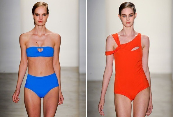 The Hottest Swimsuit Trends for Summer 2012