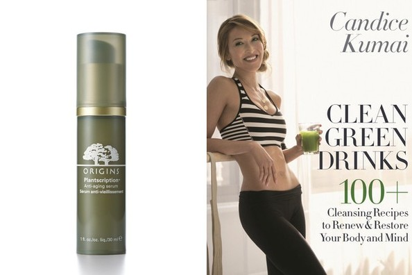You Complete Me: Candice Kumai's Clean, Green Serum