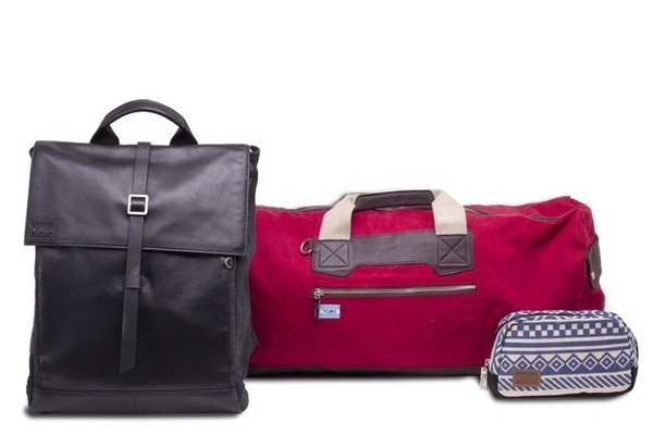 TOMS Debuts a New Line of Bags with a Purpose