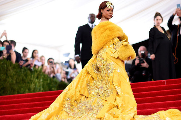 Best Dressed At The 2015 Met Gala Stylebistro
