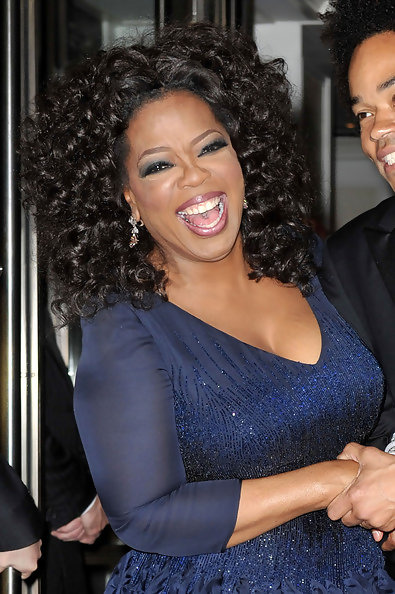 Oprah Winfrey The 50 Most Beautiful Women Over 50