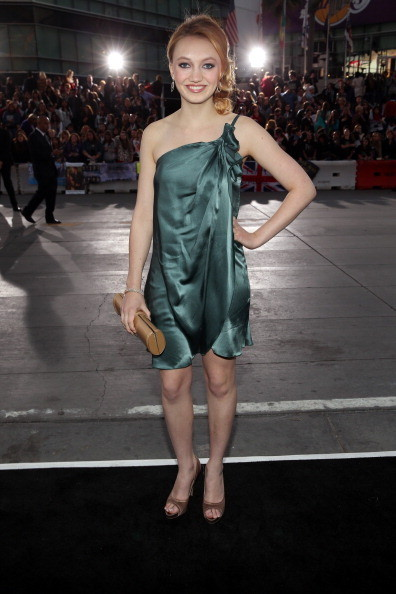 "Jacqueline Emerson at 'The Twilight Saga: Breaking Dawn - Part 2"" Premiere"