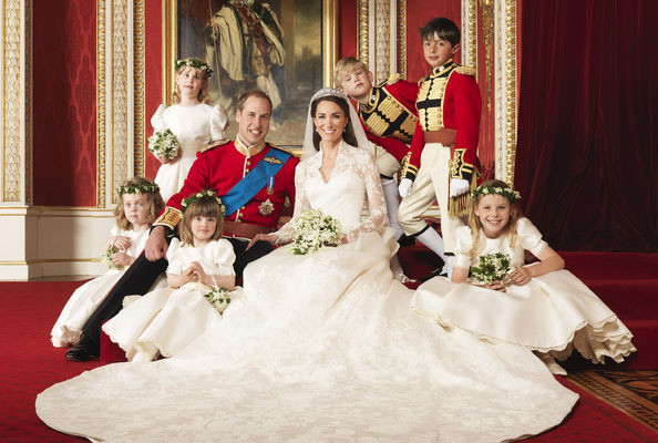 Kate Middleton's Wedding Dress to Be Displayed at Buckingham Palace