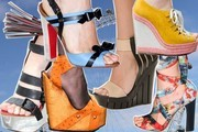 25 Hottest Shoes of London Fashion Week