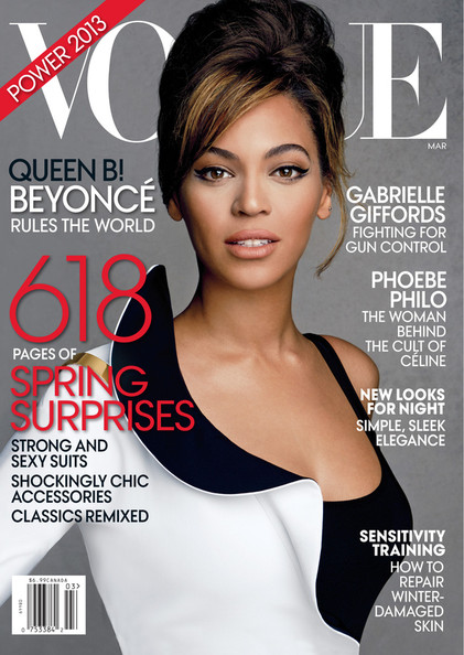 Beyonce Covers 'Vogue' Again, The Year of Beyonce Continues