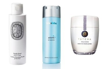 Powder Cleansers are Everywhere—Would You Try One?