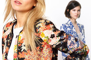 10 Cute Print Jackets for Spring