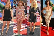 Best Dressed at the 'Planes' Premiere
