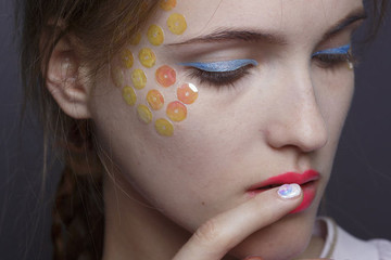 Best Beauty from Paris Fashion Week Spring 2015