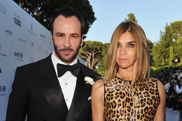 Did Tom Ford Cause Carine Roitfeld to Leave 'Vogue Paris'?
