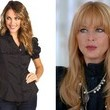 A Puff-Sleeve Black Blouse Like Rachel Zoe's on 'The Rachel Zoe Project'