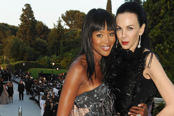 A Look Back: L'Wren Scott on the Red Carpet