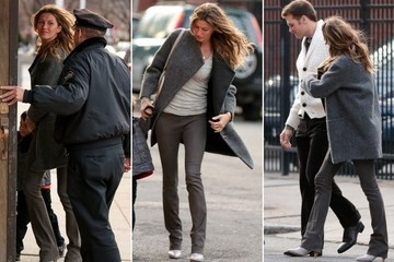 From Boston With Love: Gisele's Christmas Eve Ensemble