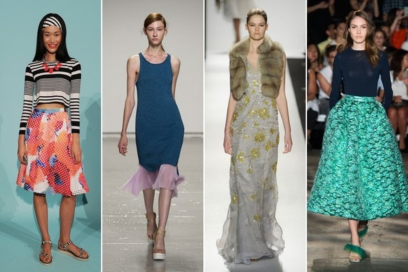Easy Outfit Upgrade: Four Styling Tricks to Steal from the Spring 2015 Runways